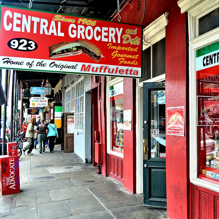 central grocery nola store front
