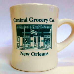 Central Grocery Co. New Orleans Coffee Mug