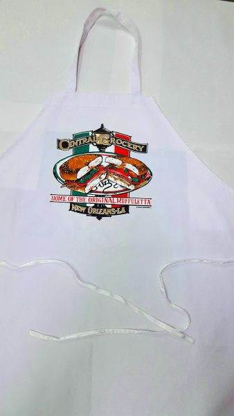Central Grocery Co. New Orleans Apron